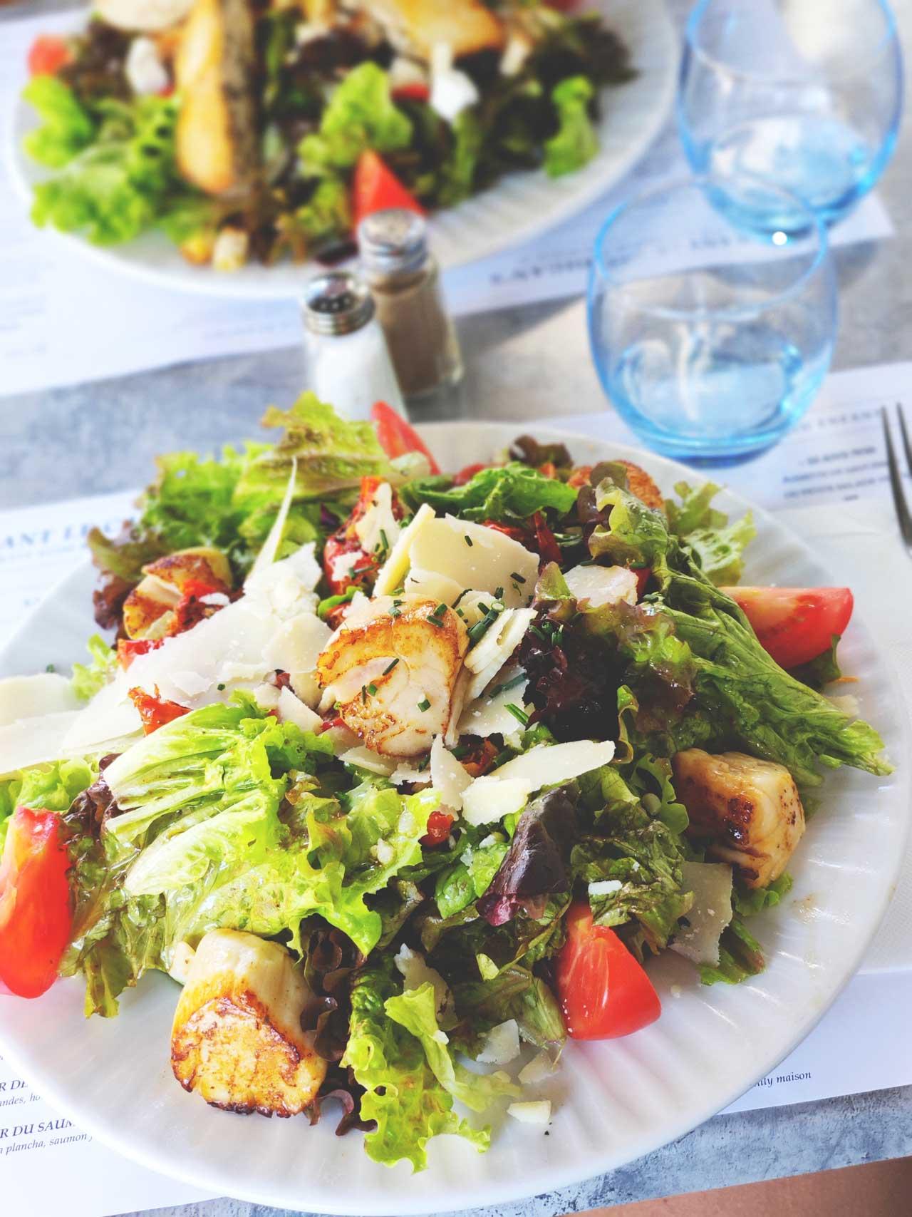 Salade-saint-Jacques